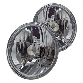 Winjet® - Round Sealed Beam Crystal Headlights