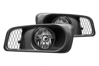 Winjet® - Driver and Passenger Side Factory Style Fog Lights