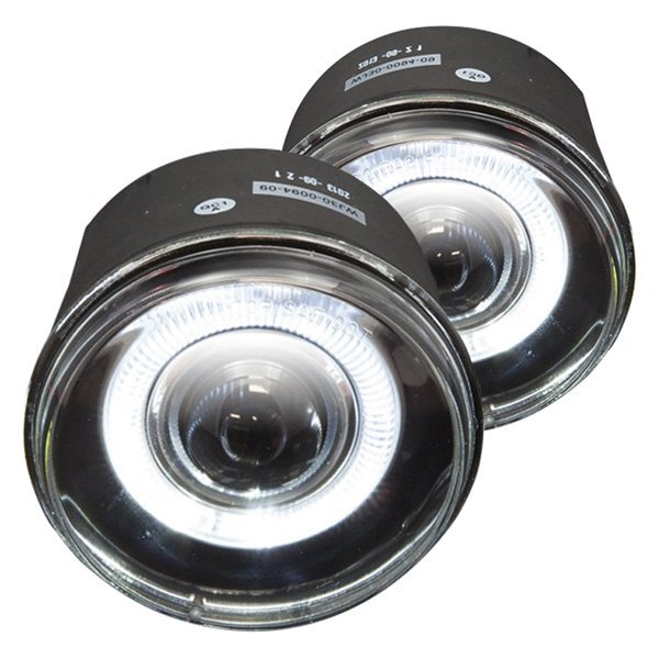 Jeep Commander 2007 Halo Projector Fog Lights