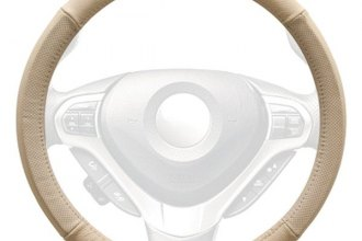 Winjet® - Leather Steering Wheel Cover