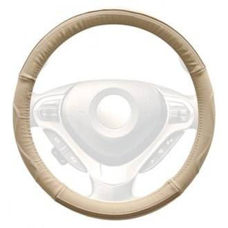 Winjet® - Genuine Leather Steering Wheel Cover