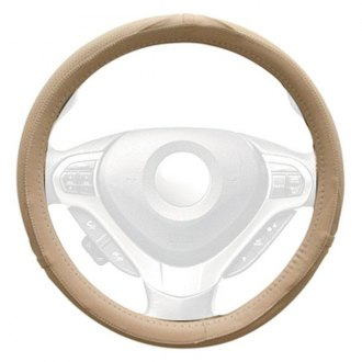 Winjet® - Faux Leather Steering Wheel Cover