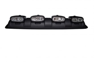 Winjet® - Oval Clear Roof Fog Lamp