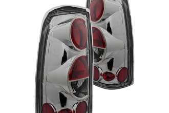 Winjet® - Clear Euro Tail Lights