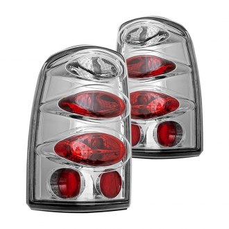 Winjet® - Chrome Tail Lights