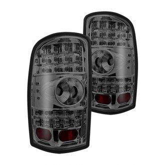 Winjet® - Chrome/Smoke LED Tail Lights