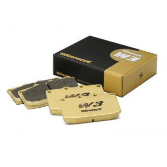 Winmax® - W3 Circuit Racing Brake Pads