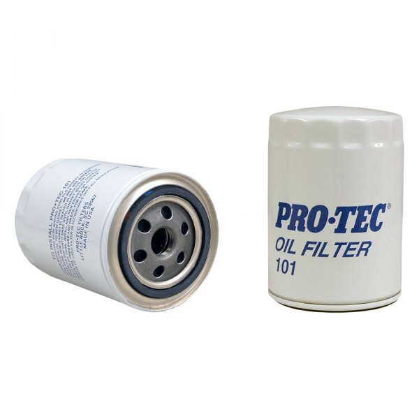 WIX® - PRO-TEC™ 1 Quart Plastic Cellulose Oil Filter