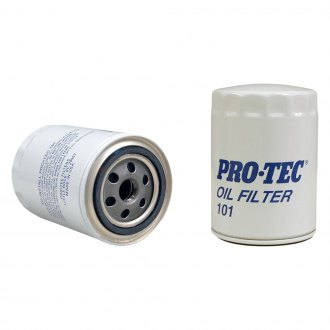 WIX® - PRO-TEC™ 1 Quart Plastic Cellulose Spin-On Lube Oil Filter