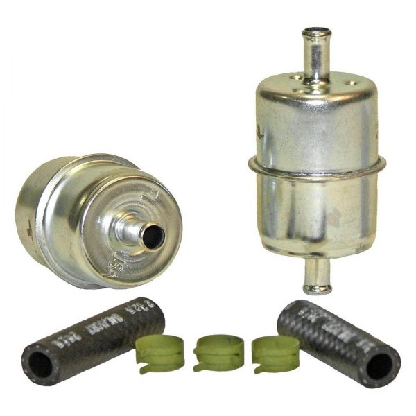 WIX® 33033 - Complete In-Line Fuel FilterCARiD.com