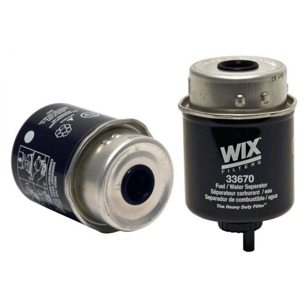 WIX® - Key-Way Style Fuel Water Separator Filter