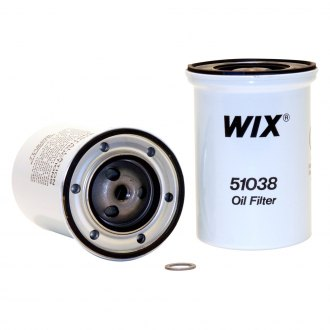 WIX® - Enhanced Cellulose Spin-On Full-Flow Lube Oil Filter