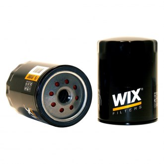 WIX® - 1 Quart Enhanced Cellulose Spin-On Full-Flow Lube Oil Filter