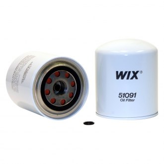 WIX® - Enhanced Cellulose Full-Flow/By-Pass Spin-On Lube Oil Filter