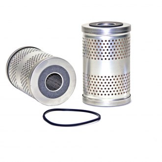 WIX® - Cellulose Full-Flow Cartridge Lube Metal Canister Oil Filter