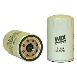 WIX® 51228 - Enhanced Cellulose Spin-On Full-Flow Lube Oil Filter