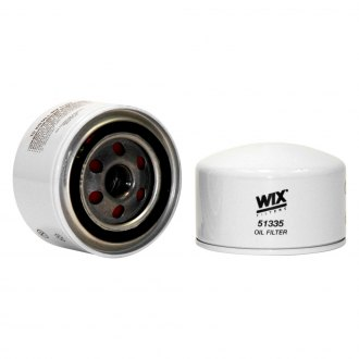 WIX® - Standard Thread Enhanced Cellulose Spin-On Full-Flow Lube Oil Filter