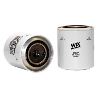 WIX® - Enhanced Cellulose By-Pass Spin-On Lube Oil Filter