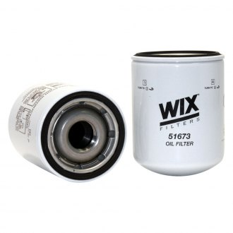 WIX® - Enhanced Cellulose By-Pass Spin-On Full-Flow Lube Oil Filter