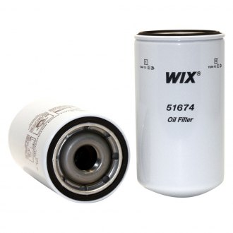 WIX® - By-Pass Spin-On Full-Flow Lube Oil Filter