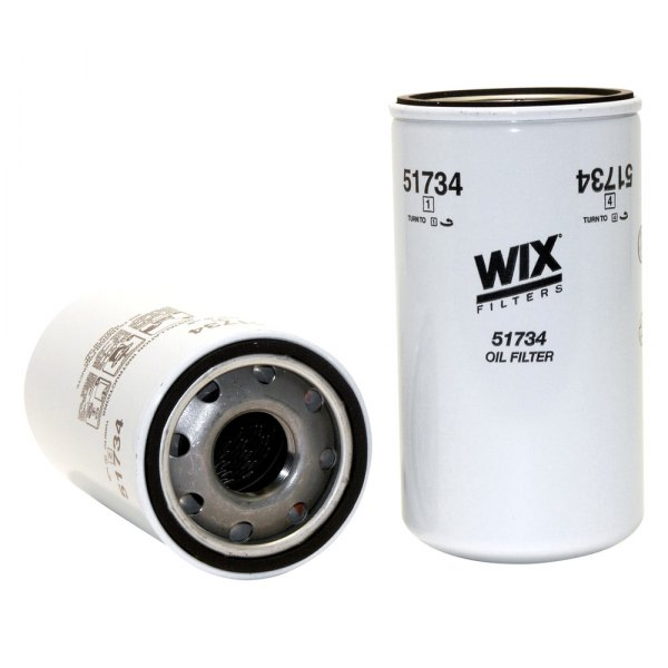 WIX® - Standard Duty Enhanced Cellulose Spin-On Full-Flow Lube Oil Filter