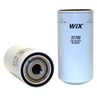WIX® - Cellulose By-Pass Spin-On Lube Oil Filter