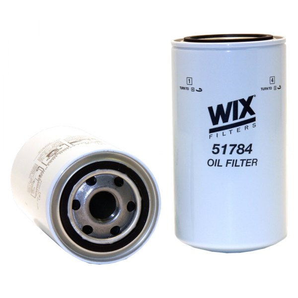 WIX® - Cellulose Spin-On Full-Flow Lube Oil Filter