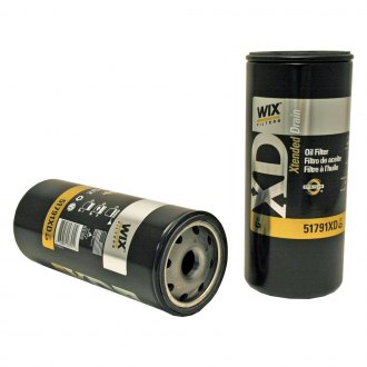 WIX® - Extended Drain Microglass Full-Flow/By-Pass Spin-On Lube Oil Filter
