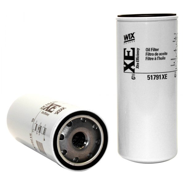 WIX® - High Efficiency Oil Filter