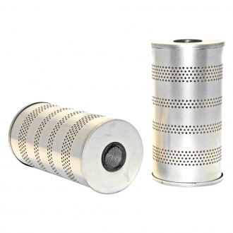 WIX® - Enhanced Cellulose Full-Flow Cartridge Lube Metal Canister Oil Filter