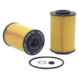 WIX® - Paper Cellulose Full-Flow Cartridge Lube Metal Free Oil Filter