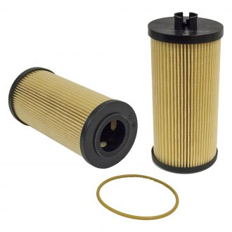 WIX® - Short Enhanced Cellulose Full-Flow Cartridge Lube Metal Canister Oil Filter
