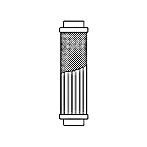 WIX® - Industrial Hydraulics Metal Canister Fuel Filter Cartridge