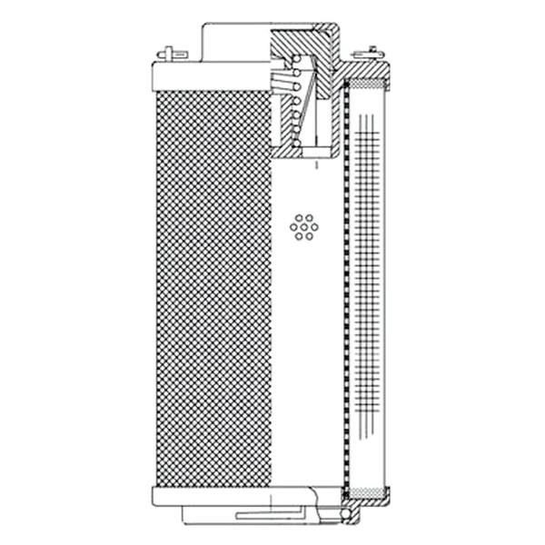 WIX® - Canister Filter Cartridge