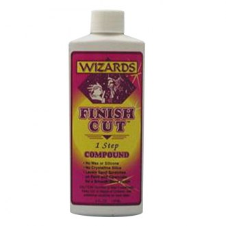 Wizards® - 4 oz. Finish Cut Compound