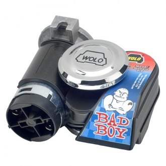 Wolo® - Bad Boy Dual Tone Air Horn