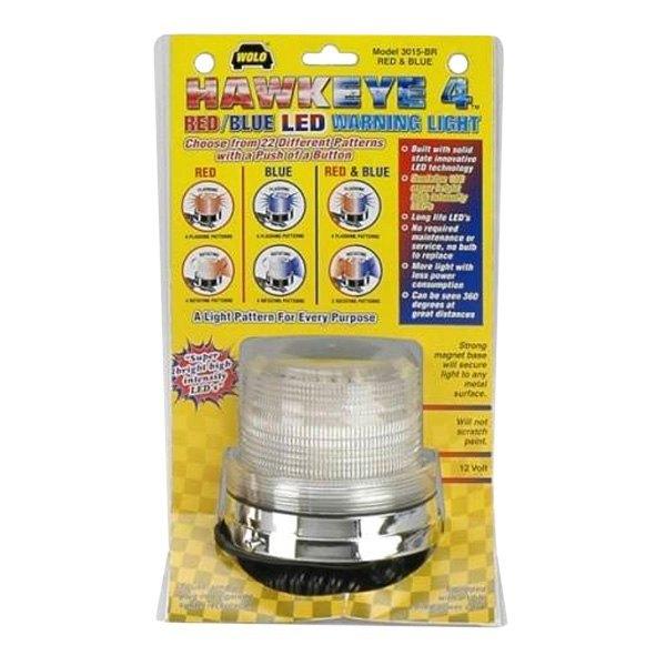 wolo lighting. Wolo® - Hawkeye™ Magnetic Mount White LED Beacon Light Wolo Lighting G
