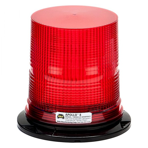 Apollo 8™ Red LED Beacon Light