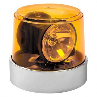 Wolo® - Power Beam™ Rotating Halogen Beacon Light
