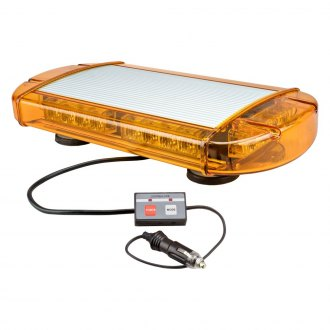 Wolo® - Oval Outer Limits™ Magnet Mount LED Emergency Light Bar