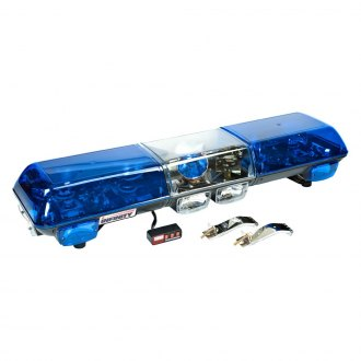 Wolo® - Infinity 1™ Full Size Halogen Emergency Light Bar