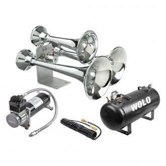 Wolo® - Cannon Ball Express™ Pro Plus Train Horn