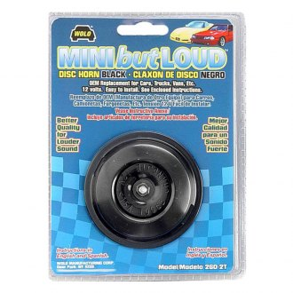 Wolo® - Mini But Loud™ Disc Horn