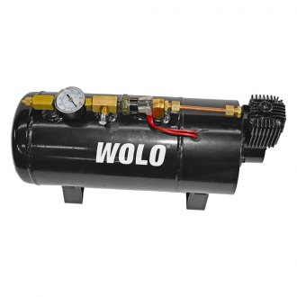 Wolo® - Sherman™ On-Board Air System with Tank and Compressor