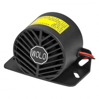 Wolo® - Intelligent Alarm™ Back-Up Alarm
