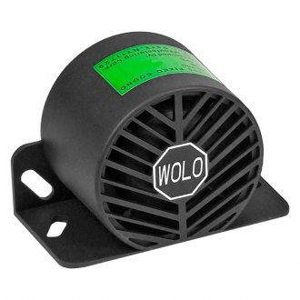 Wolo® - Industrial Grade Back-Up Alarm