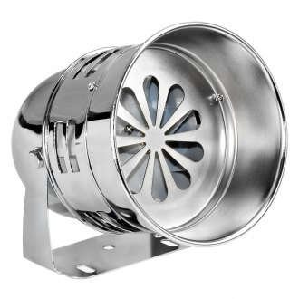 Wolo® - Chrome Motor Driven Siren