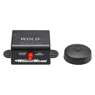 Wolo® - Universal Wireless Remote Control System