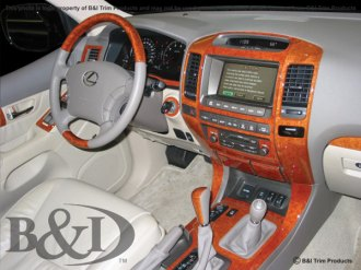 Image may not reflect your exact vehicle! B&I Steering Wheels