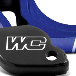 Works Connection® - Axle Blocks Blue
